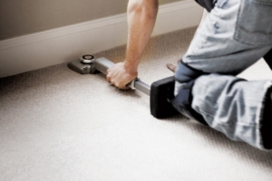 reattach carpet to tack strip